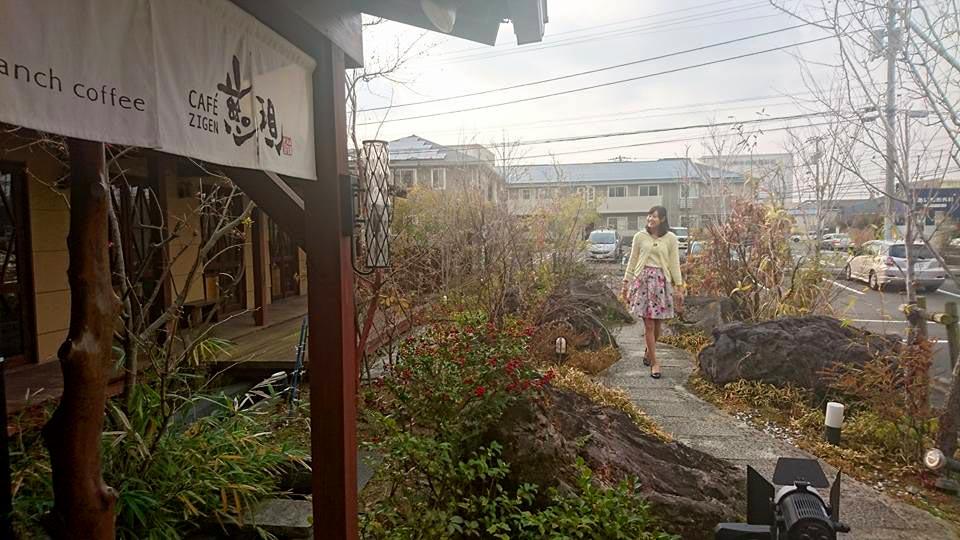 愛媛朝日テレビ スーパーJチャンネル2部 和食CAFE慈現